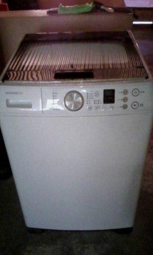 Lavadora Daewoo Digital 12 Kilos