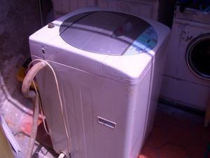 Lavadora Secodora Mabe De 8 Kilos