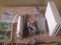 Nintendo Wii Chipeado Con Accesorios