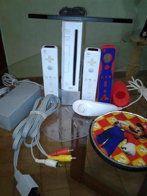 Nintendo Wii Con 16 Accesorios Adicionales Oferta 1 Marzo