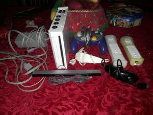 Nintendo Wii Con Chip Digital Usado