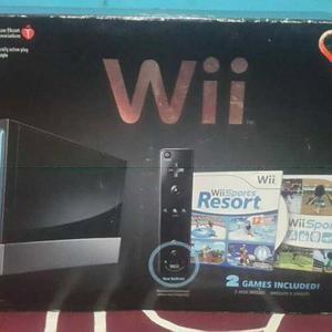 Nintendo Wii Sport Resort Con Todos Sus Accesorios!!