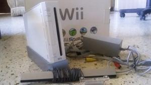 Se Vende Consola Wii Blanco Chipiado Sin Controles
