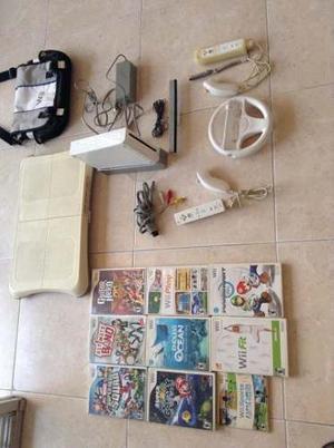 Wii Blanco Sin Chipear