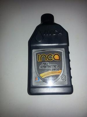 Aceite Full Sintetico Inca 5w30