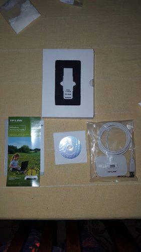 Adaptador Antena Wi Fi Usb Tp Link 300mbps