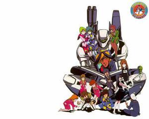 Anime Y Serie Completa Como Robotech/macross Todo El Genero