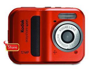 Camara Kodak Easy Sport C123 Waterproof A Prueba De Agua