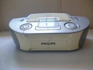 Equipo De Musica Philips Mp3/cd Le Falta La Antena