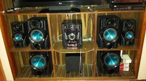 Equipo De Sonido Lg w 6 Cornetas