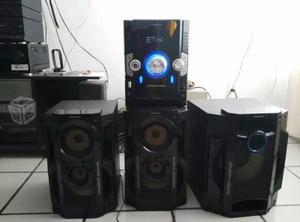 Equipo De Sonido Panasonic Akx72
