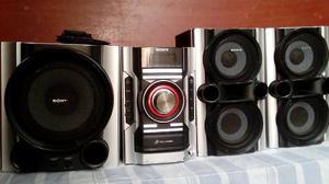 Equipo De Sonido Sony + Control Remoto