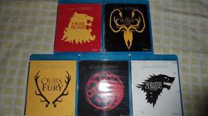 Game Of Throne Serie Bluray Temporada 1 Al 6