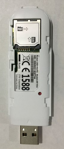 Modem Pendrive De Internet Movil 3.5g Movistar Usado Sintapa