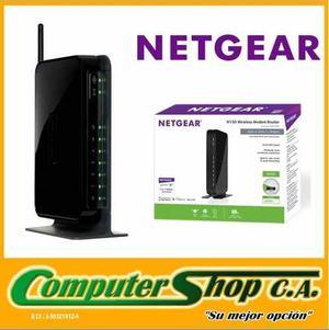 Modem Router De 150 Mbps / Netgear / Dgn