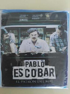 Serie Pablo Escobar. El Patron Del Mal.