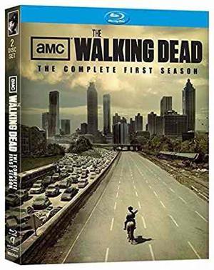 The Walking Dead Blu Ray Original 1, 2, 3 Y 4 + Regalo