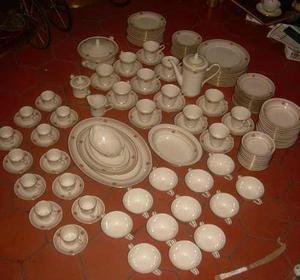 Vajilla De Porcelana Marca Contemporary Noritabe Made In Jap