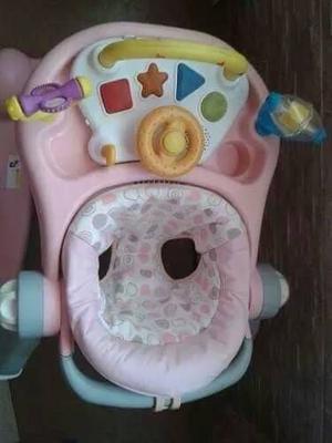 Andadera Para Bebe. 3 Pasos Master Kid