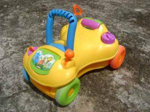 Caminadora Andadera 2 En 1 Fisher Price Playskool