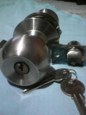 Cerraduras de pomo con llaves posot class - Pomo con cerradura ...