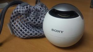 Corneta Portátil Sony