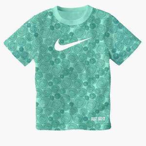 Franelas De Niño Nike, adidas, Jordan, Urben 100% Algodon