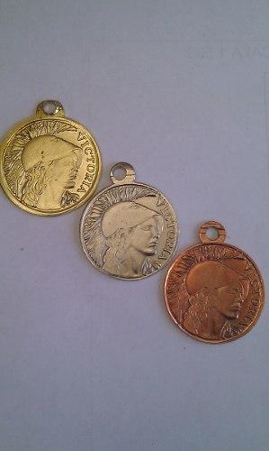 Medallas Victorias Para Eventos Deportivos