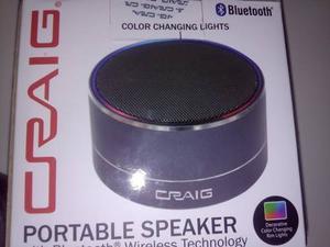 Mini Corneta Bluetooth Portátil