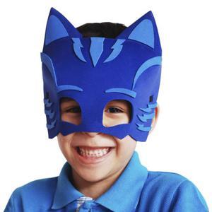 Máscaras Pj Mask Foami Catboy Owlette Gekko Diseño