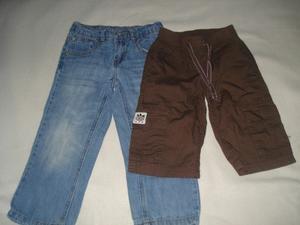 Pantalon De Niños Marca Epk Talla 3 Usado