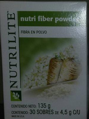 Producto Nutrilite Amway