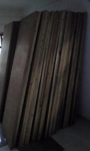 Puerta De Madera Entamborada De 65 De Ancho 210 D Alto