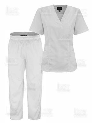 Uniformes De Enfermeria Blancos