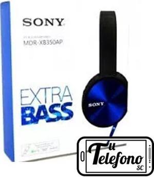 Audifono Sony Extra Bass Mdr-xb350ap Barrio Obrero