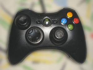 Control De Xbox 360 Alámbrico (para Pc)