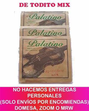 Cuerda La De Violín 2da Marca Palatino Individual Mod A-2