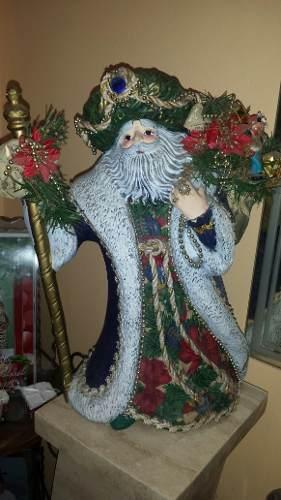 Espiritud De La Navidad De Ceramica De 40cm