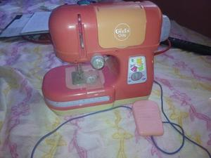 Maquina De Coser Para Niñas