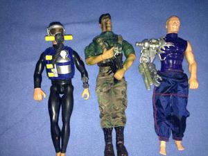 Munecos Max Steel Originales