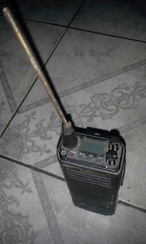 Radio Kenwood Tk 350 Uhf Fm Japones Para Reparar O Repuestos