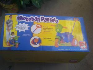 Triciclo Infantil Con Empujador. Nuevo