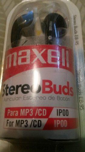 Audifonos Maxell