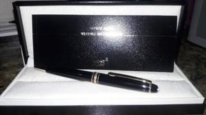 Bolígrafo 100 % Original Montblanc Boheme Rouge