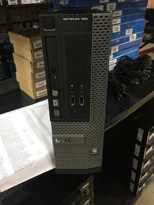 Cpu Dell Core I3 4gb Memoria, Dd 500gb Con Teclado Y Mouse