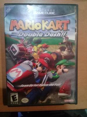 Game Cube Juego Mario Kart Double Dash