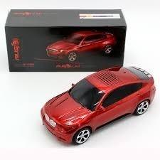 Mp3 Corneta En Forma De Carro Varios Modelos Regalo