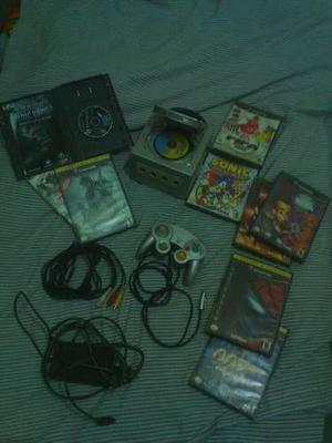 Nintendo Gamecube Original 100% Operativo