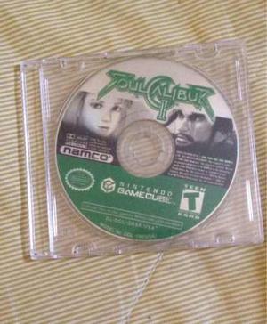 Soul Calibur 2 Original Juego De Nintendo Gamecube