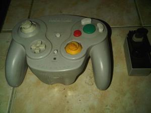Vendo Control De Nintendo Gamecube Inalambrico